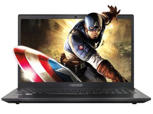 神舟战神k650d-i7d3笔记本如何使用u盘安装win7系统