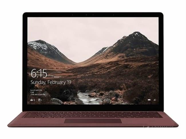 微软surfacelaptop笔记本