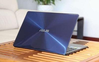 华硕灵耀U3100UN笔记本安装win7系统操作教程