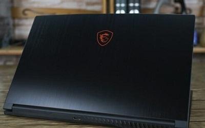 微星GF63笔记本安装win10系统操作教程