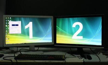 设置双屏显示
